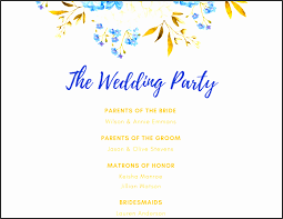 online wedding programs wedding programs designs free paso evolist co