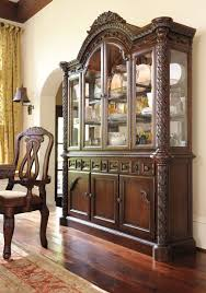 White Dining Room Buffet China Cabinet Excellent Dininghinaabinet
