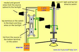 ceiling fan wiring diagram 1 switch wiring diagram and schematic