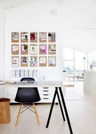 bureau decor smart photos wall decor with scandinavian black and white home