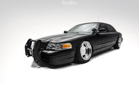 stanced cars drawing steelhoover u0027s stanced crown vic at rscs8