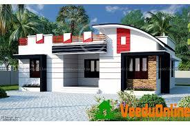 Sq Ft Single Floor Contemporary Home Designs - Home designes