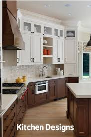 are two tone kitchen cabinets in style 2020 20 two tone kitchen cabinets ideas for beautiful kitchen