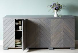 kitchen cabinet design chevron wood with soft grey wash of