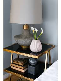 Accent Table Lamp Best 25 Side Table Lamps Ideas On Pinterest Side Board Dining