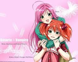 rosario vampire season 3 anime amino