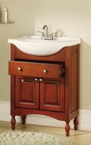 Narrow Bathroom Vanities Small Narrow Vanity Favorite 26 Inch Single Sink Narrow Depth