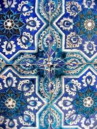 Bathroom Tiles Blue Colour Indigo Obsession Navy Colour Cobalt And Sapphire