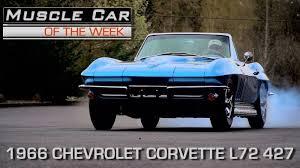 1966 corvette roadster nassau blue 1966 corvette l72 427 425 hp car of the week