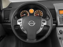 nissan sentra interior 2007 image 2008 nissan sentra 4 door sedan cvt 2 0s steering wheel