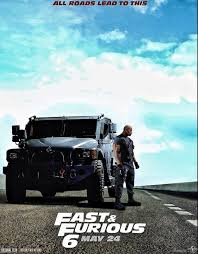 new movie trailer and poster for the rock u0027s fast and furious 6