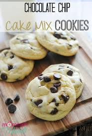 chocolate chip cake mix cookies recipe pet accessories toys