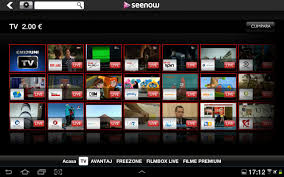 box for android seenow for smart tv box android apps on play