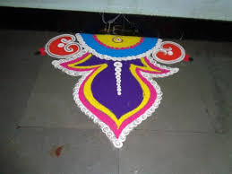 how to free rangoli design created by rangoli