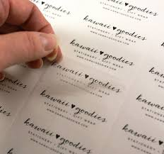 labels for wedding favors custom print clear address labels 2 5 8 x 1 transparent custom