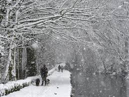 uk weather snow warnings for and scotland as temperatures