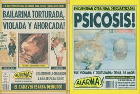 imagenes de notas rojas la nota roja mexicana más de cien años del periodismo más escabroso