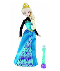 mattel disney frozen color change elsa fashion doll imported toys