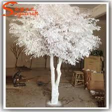 white tree size artificial white tree for wedding wedding tree
