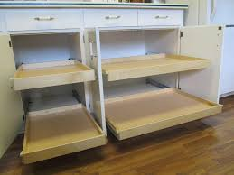 kitchen cabinet pull out shelves hbe kitchen