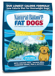 natural balance fat dogs dog food low calorie diet for overweight