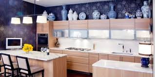 ideas for top of kitchen cabinets design ideas for the space above kitchen cabinets decorating