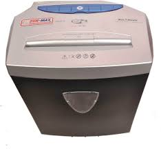 automatic paper cd shredder trimmer for indian offices