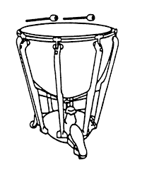 free coloring pages of drum set clip art clip art library
