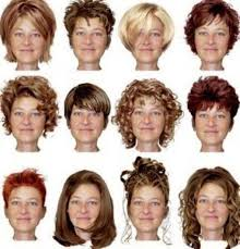 Hairstyles For Obese Women Over 50   hairstyles for heavy set women over 40