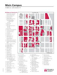 Umass Amherst Campus Map Temple Campus Map Philadelphia Pinterest Campus Map And Temple