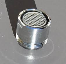 brise jet robinet cuisine neoperl m18 aérateur chromé aérateur un brise jet filetage