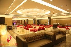 invitation banquet at gt karnal road marriage hall in north delhi