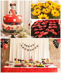 minnie mouse 1st birthday party ideas kara s party ideas minnie mouse birthday party