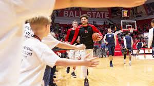 Clu Campus Map High Five Friday Plan Back In 2018 Ball State Athletics