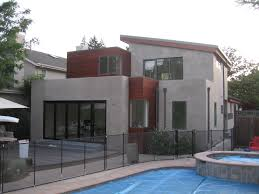 Home Design Modern Exterior Dining Room Modern Exterior Home Design With Nanawall And Modern