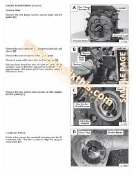 bobcat 435 repair manual excavator youfixthis