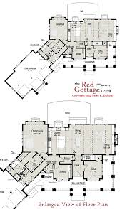 The Red Cottage Floor Plans by The Red Cottage Floor Plans Home Designs Commercial Buildings