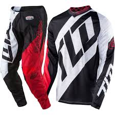 motocross youth gear troy lee designs 2017 new mx kids gp quest black white youth