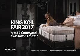 king koil bedding u0026 mattress fair ss15 courtyard home