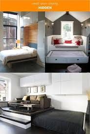 Hide Away Beds For Small Spaces Hide It Make Use Of Unused Space Or Get Creative With Your