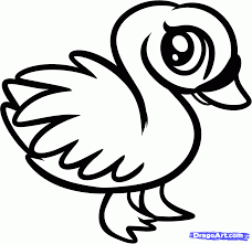 cute baby animal coloring pages dragoart coloring home