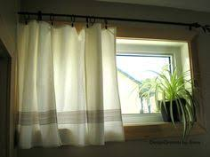 Basement Window Curtains Basement Window Curtain Home Decor Pinterest Basement