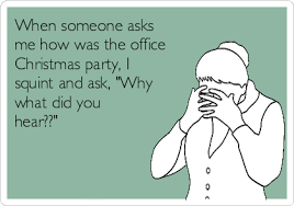 Christmas Party Meme - how to survive the office christmas party