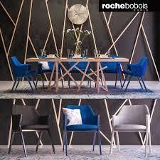roche bobois furniture set 3d cgtrader
