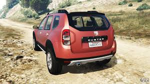 renault dacia sandero dacia duster 2014 for gta 5