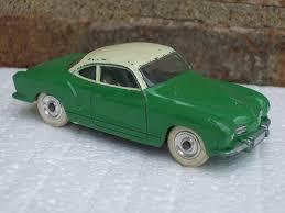 karmann ghia green dinky toys volkswagen karmann ghia two tone green white 1960 u0027s a