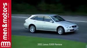 lexus wagon is300 2001 lexus is300 review youtube