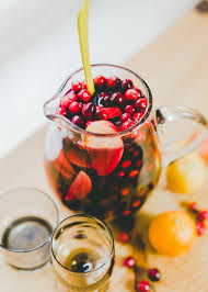 thanksgiving drinks for a crowd recipe super budget thanksgiving sangria kitchn