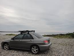 Subaru Wrx Roof Rack by For Sale Thule Roof Rack 02 07 Sedan