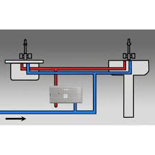 under the sink instant water heater bosch 7736500683 50 amp 12kw under sink tankless water heater
